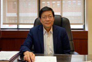 訪談中央研究院副院長 劉扶東代表照片
