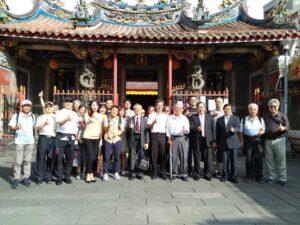 成功高中百週年校慶啟動儀式 @艋舺清水巖祖師廟代表照片