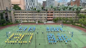 校慶系列活動@成功高中代表照片